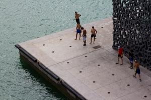 Marseille, 2013 © Nathalie Tiennot