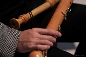 Enregistrement du répertoire d'Academia dos Singulares © Nathalie Tiennot, Oratoire du Louvre, Paris, 2012