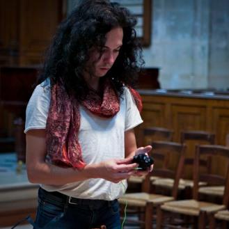Francisco Manuel Ramos Ricardo © Nathalie Tiennot, Oratoire du Louvre, Paris, 2012