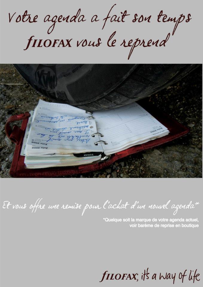 Filofax © Nathalie Tiennot