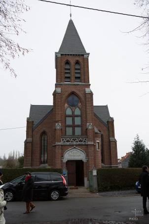 l'église de Van Gogh