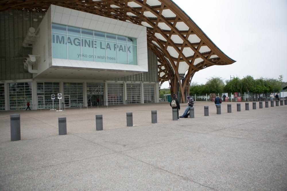 Centre Pompidou Metz © Nathalie Tiennot, 2015