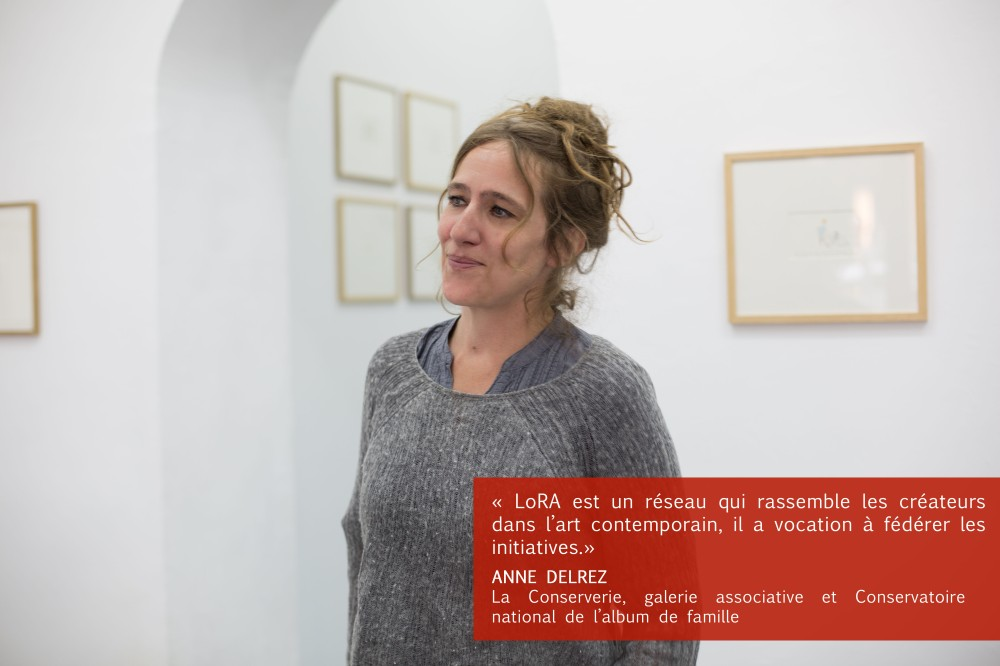 Anne Delrez © Nathalie Tiennot, 2015