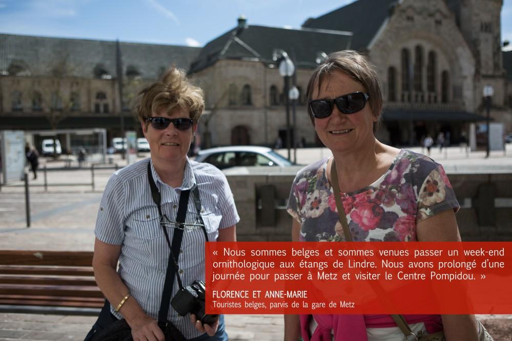 Touristes belges © Nathalie Tiennot 2015