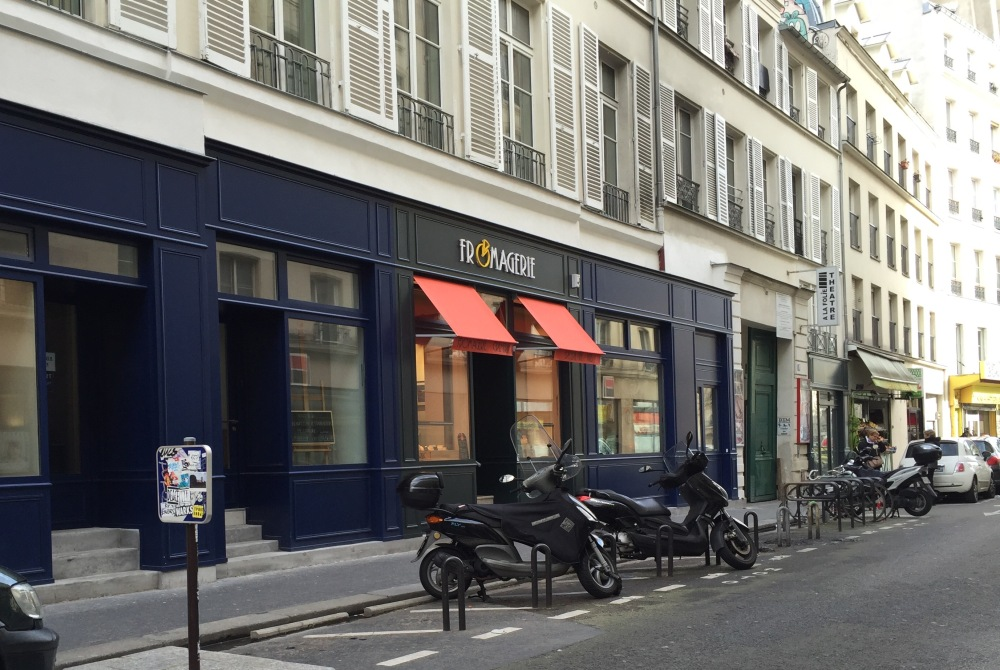 Commerces à loyer modéré, rue de la folie Méricourt © Nathalie Tiennot